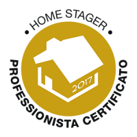 Logo Home Stager Professionista Certificato 2017