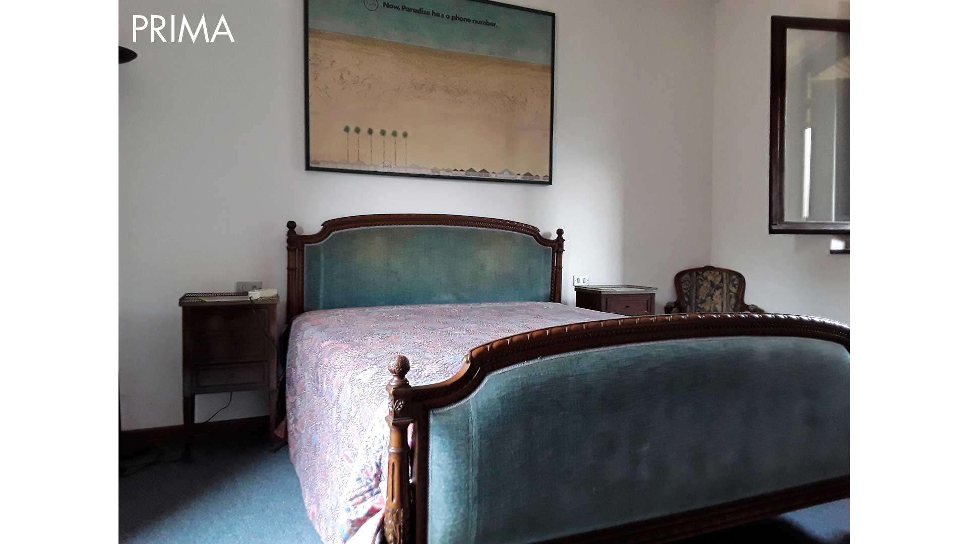 I prima e i dopo: casa semiarredata, non abitata. 02. Casa Catherine a Barlassina (MB).
