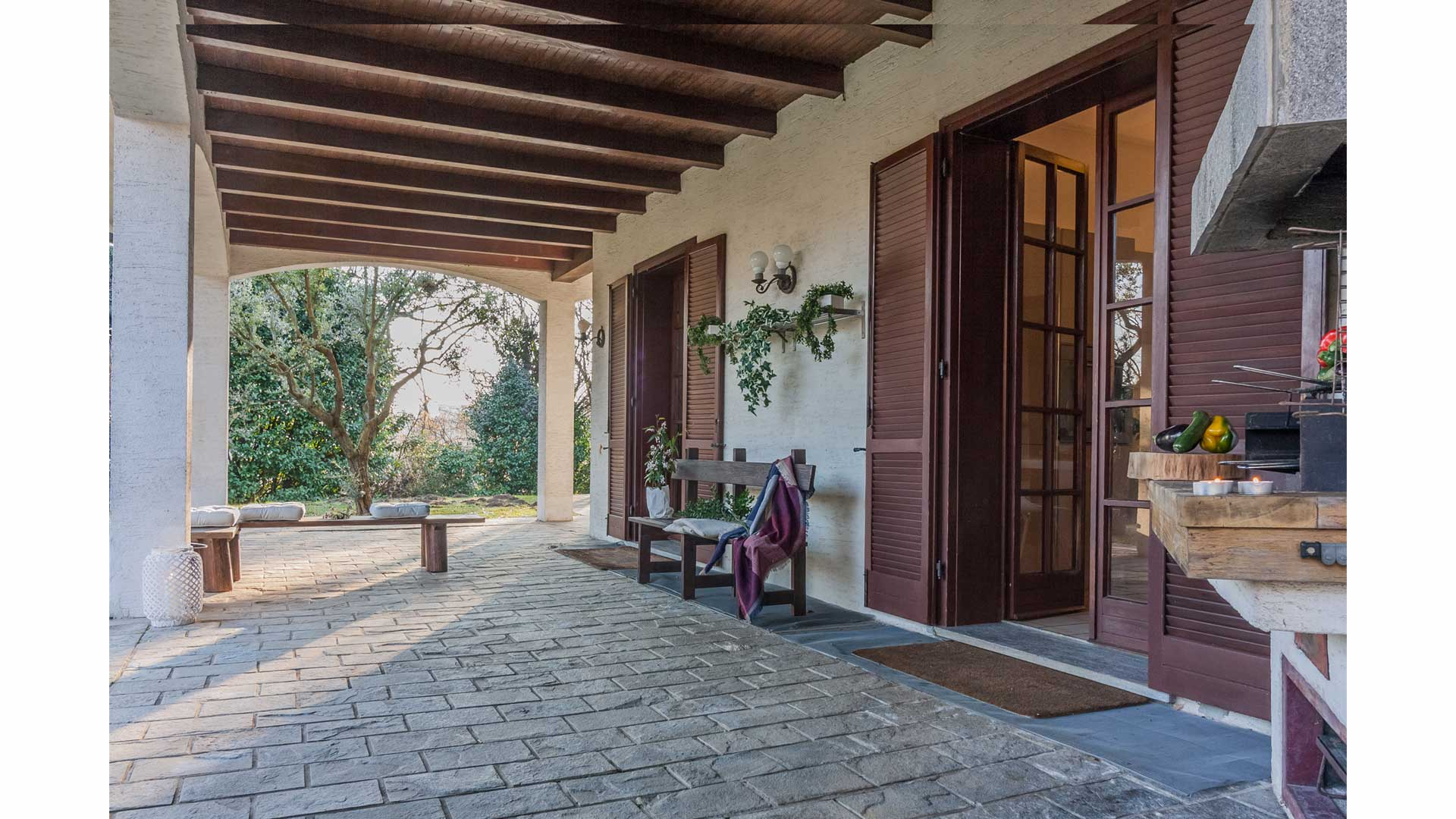 Villa Il Cavalluccio a Carimate (CO)