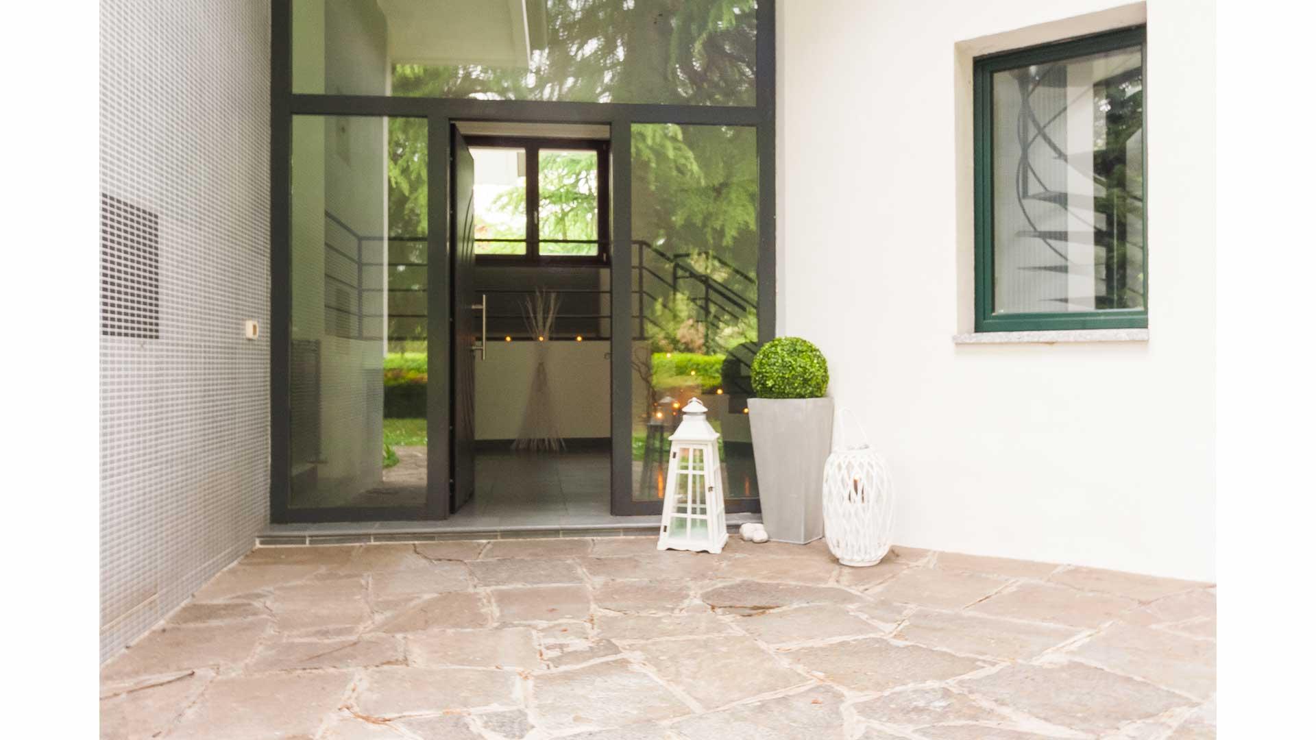 Villa La Chiocciola home staging a Carimate (CO)