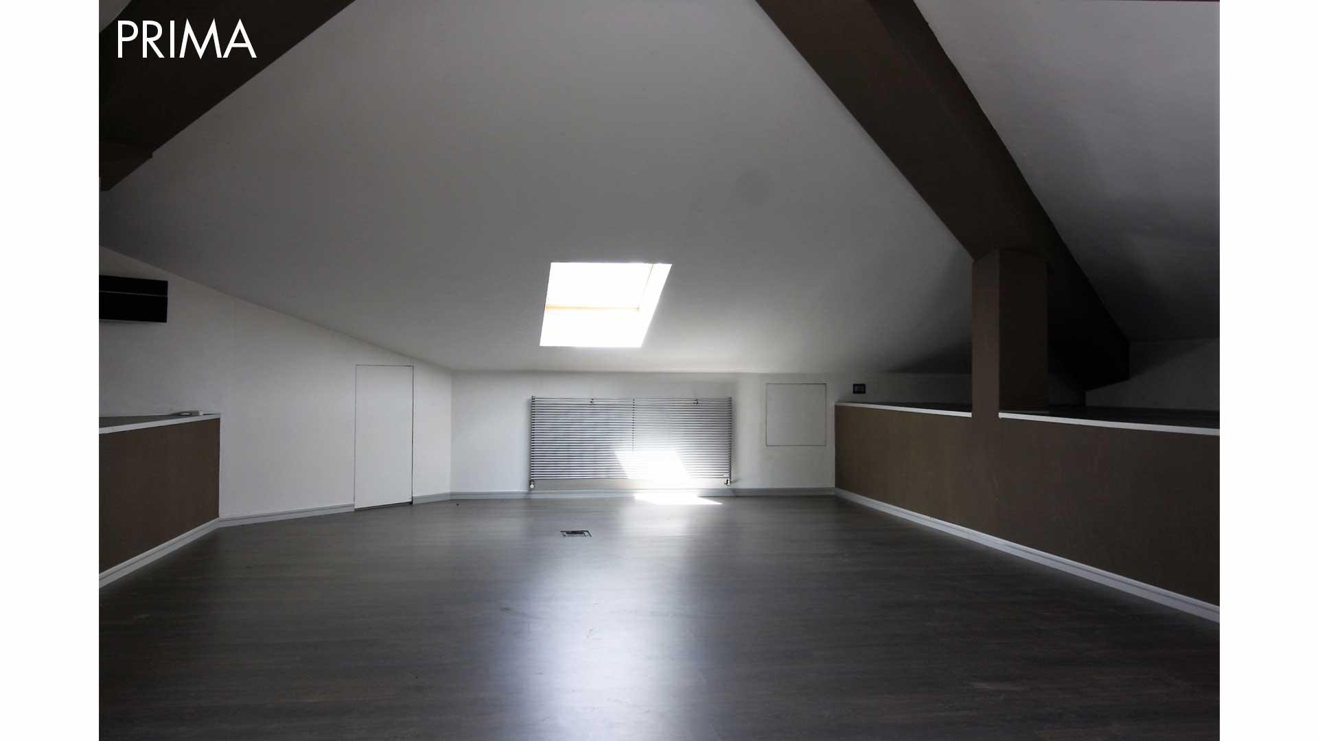 I prima e i dopo: casa vuota. 01. Villa La Chiocciola a Carimate (CO).