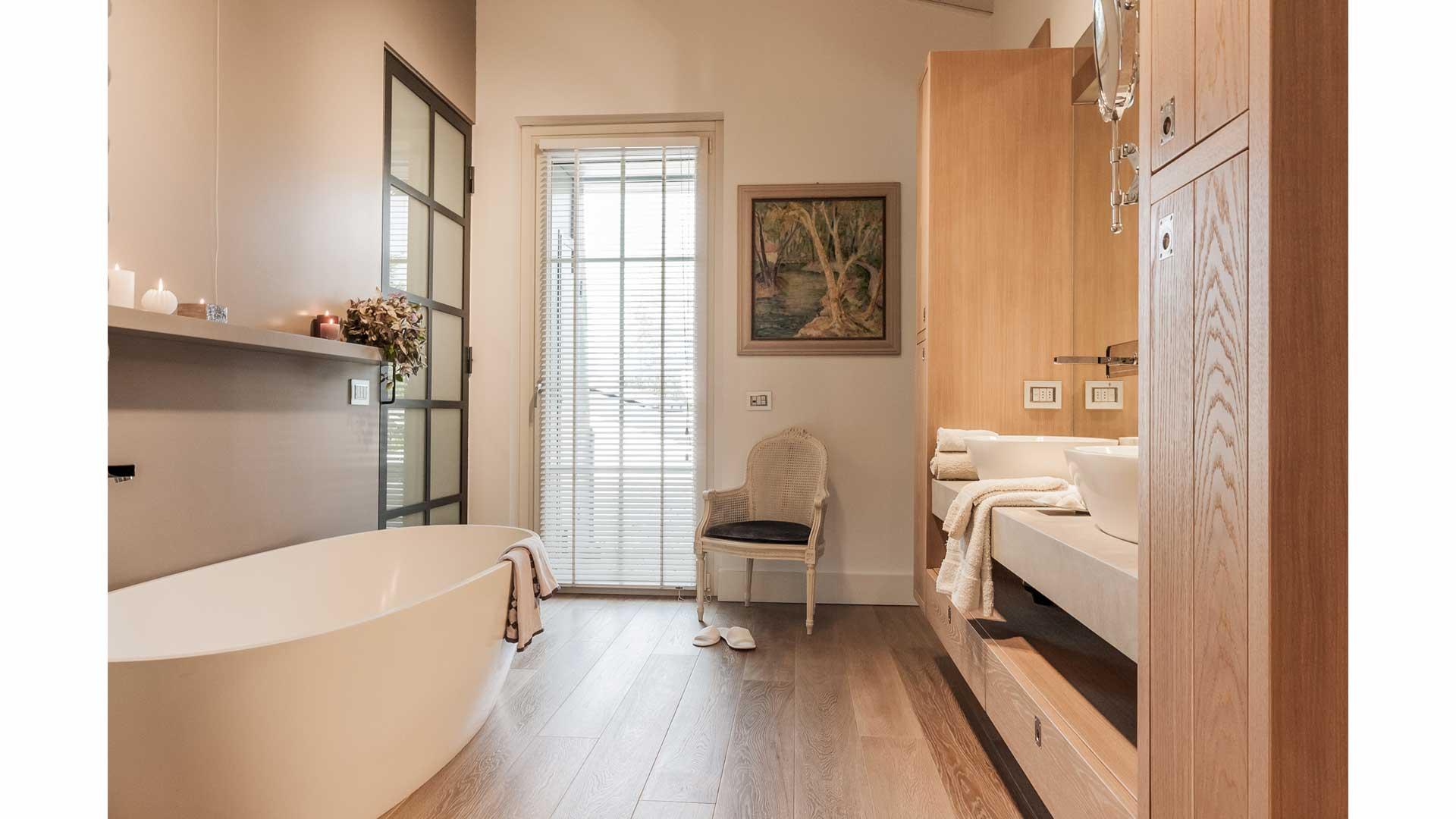 Villa Vera home staging ad Appiano Gentile (CO)