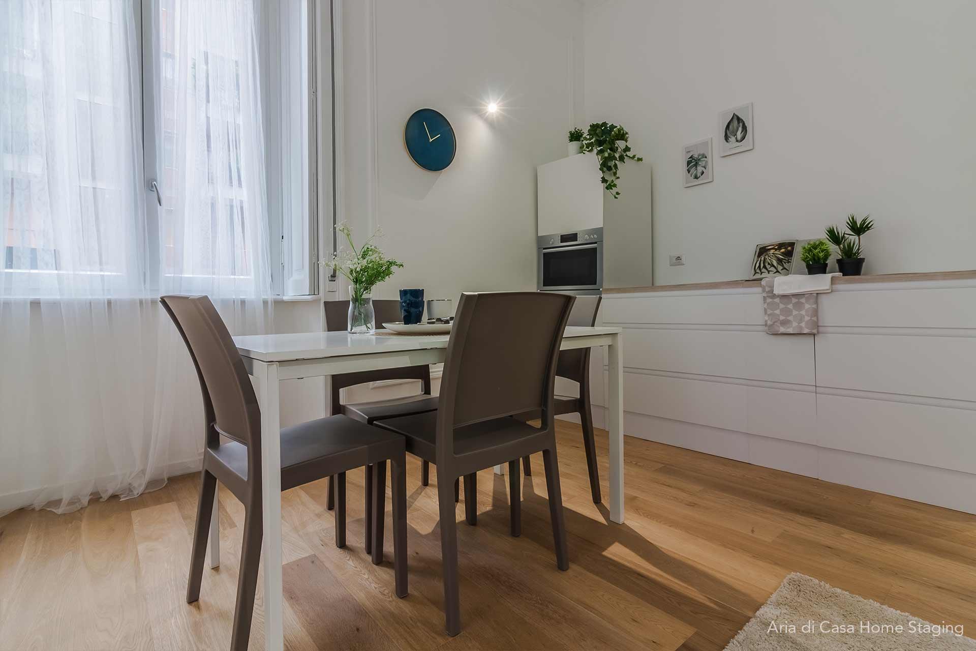 Aria di Casa Home Staging: la prima impressione è quella che conta.